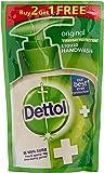 Dettol Liquid Handwash - 175 ml (Original, Buy 2 Get 1 Free)