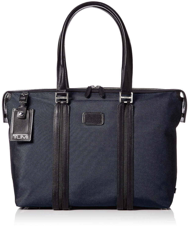 [トゥミ] トートバッグ 公式 正規品 日本限定コレクション JARVIS イーストウエストトート B079VQHLLD ネイビー/ブラック