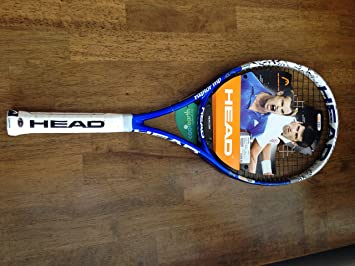 Head You tek - Raqueta de Tenis, tamaño Agarre 3, Color Azul ...