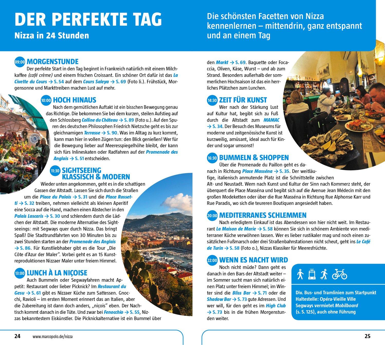 MARCO POLO Reiseführer Nizza, Antibes, Cannes, Monaco: Amazon.de ...