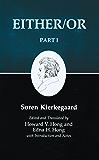 Kierkegaard's Writing, III, Part I: Either/Or: Either/Or (Kierkegaard's Writings)