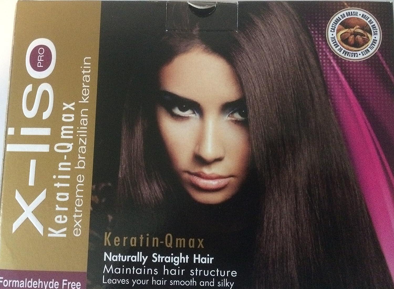 0c40c0775 X-Liso Keratin Professional Kit