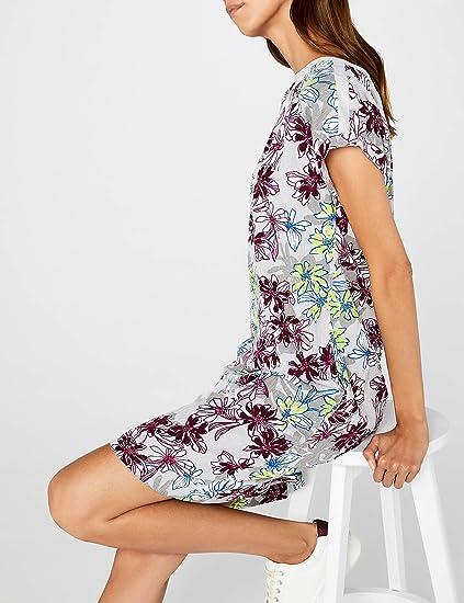 Amazon Abbigliamento Donna it Vestito Cecil qwaO6xAE