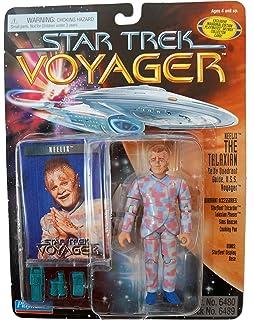 Star Trek Series 4 Seska as Cardassian Action Figure Playmates Toys Inc 16022
