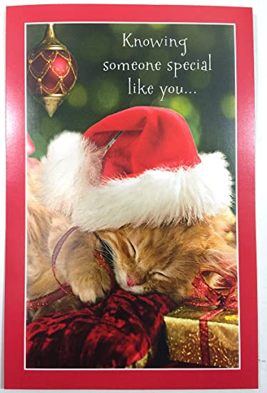 Amazon christmas card for anyone knowing someone special like christmas card for anyone knowing someone special like youby american m4hsunfo