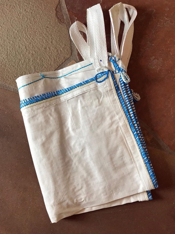 66f1abdfaf One Ton - FIBC - Super Sack - Bulk Bag  Amazon.co.uk  Garden   Outdoors