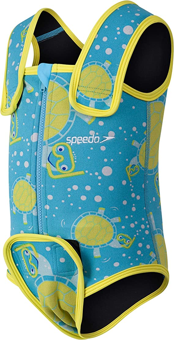9-12 Months Speedo Kids Tommy Turtle Nappy Cover Turquoise//Bright Yellow//Marine Blue//Mango//White