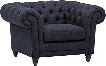 stone u0026 beam bradbury tufted accent chair
