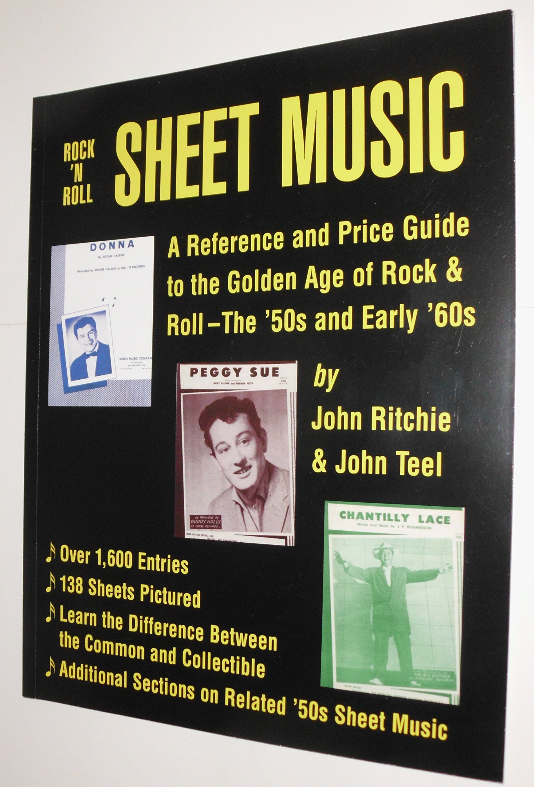 Download Rock 'N Roll Sheet Music; A Reference and Price Guide to the Golden Age of Rock & Roll - The 50's and the Early 60's pdf