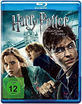 Harry Potter Und Die Heiligtümer Des Todes Teil 1 Blu Ray Amazonde
