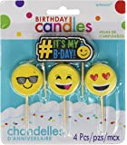 Emoji Birthday Candles | Party Supply