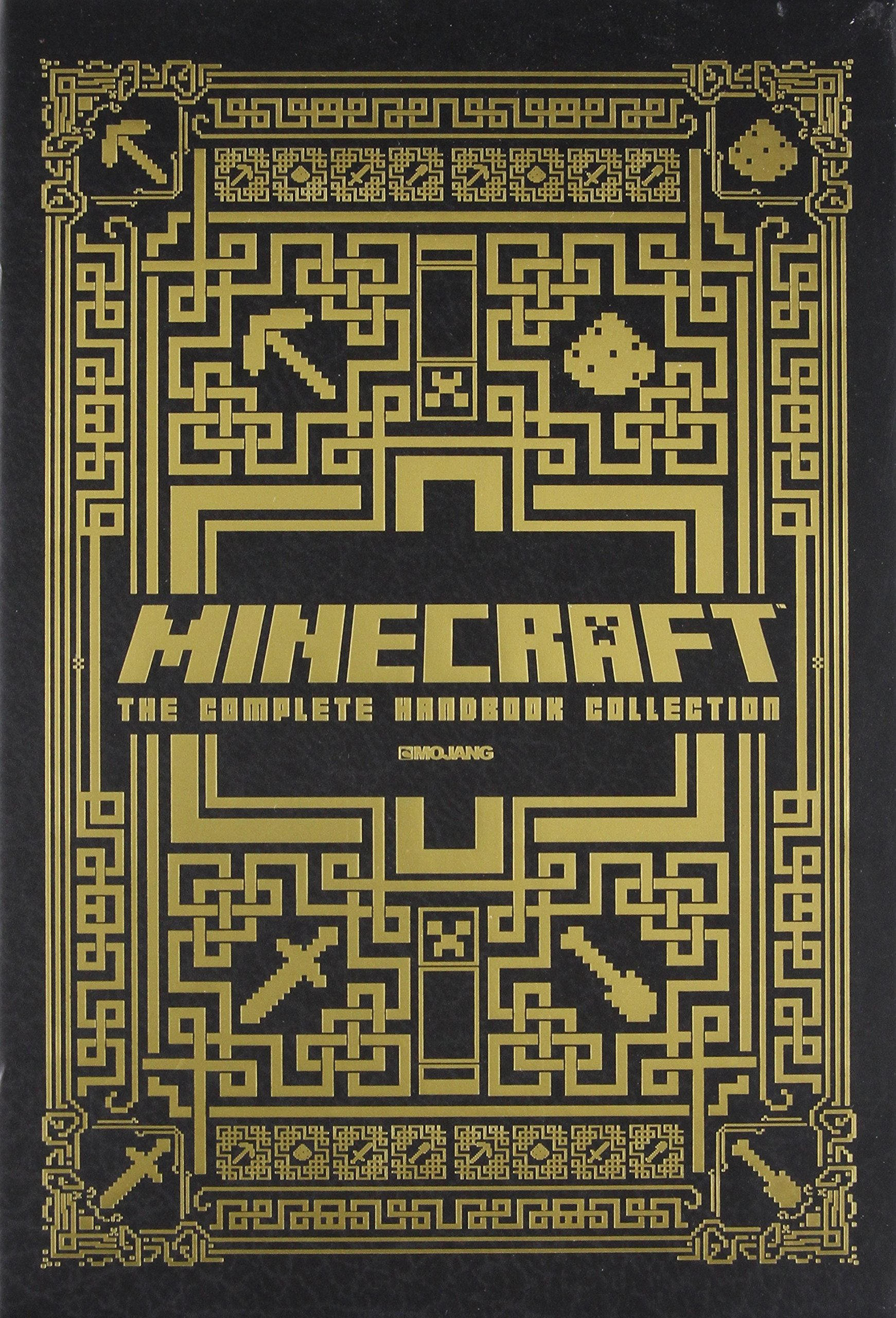 Minecraft: The Complete Handbook Collection: An Official Mojang
