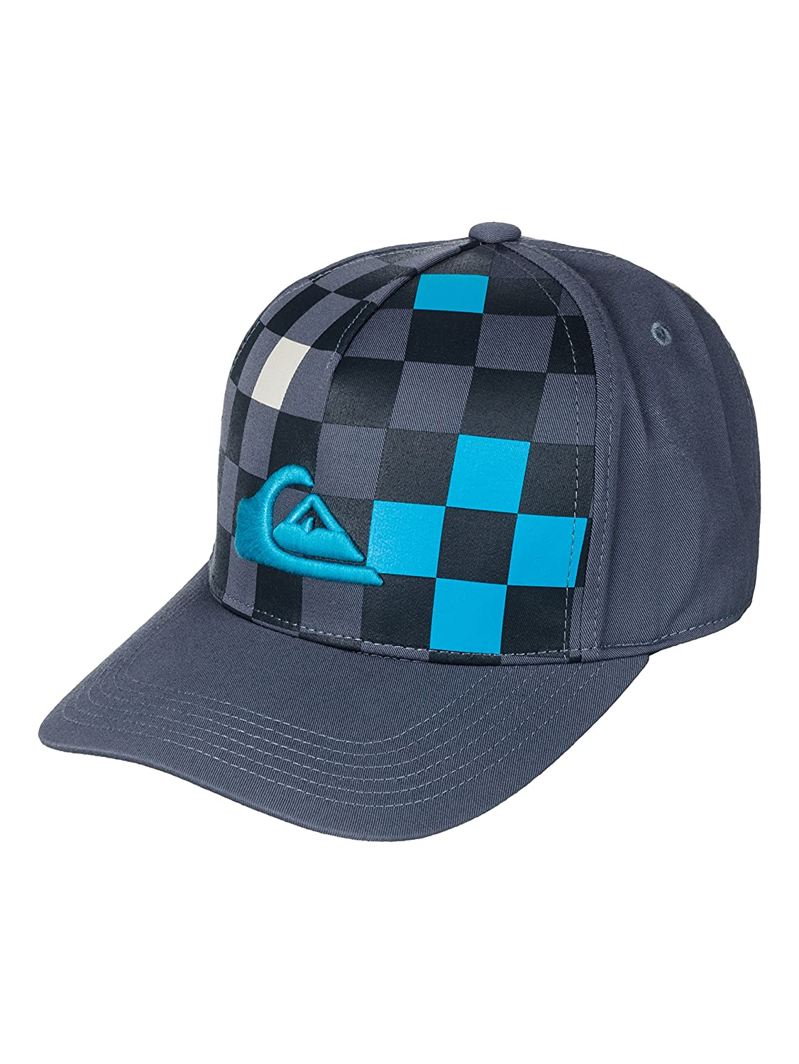 Quiksilver First Pintails - Gorra para Hombre, Color Gris, Talla ...