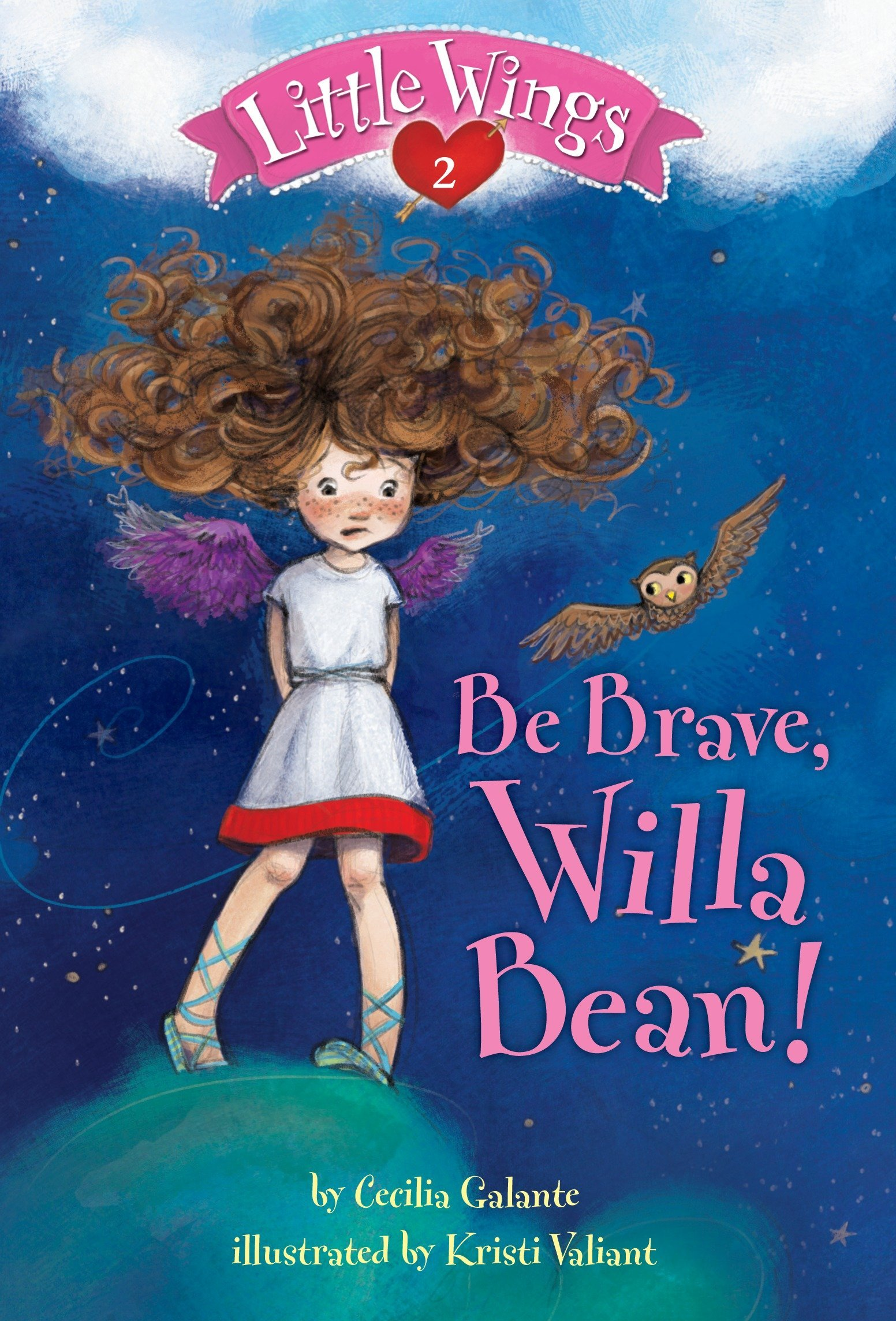 Little Wings #2: Be Brave, Willa Bean! ebook