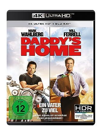 Daddys Home Ein Vater Zu Viel 4k Ultra Hd Blu Ray 2d Amazonde