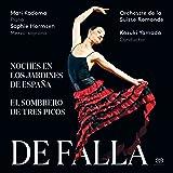 De Falla: Noches en los jardines de Espana; El sombrero de tres picos