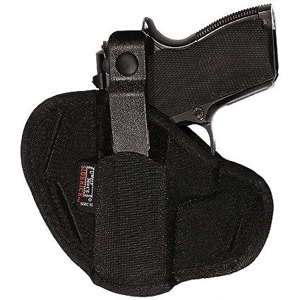 Uncle Mike's Off-Duty and Concealment Kodra Nylon Super Belt Slide Holster