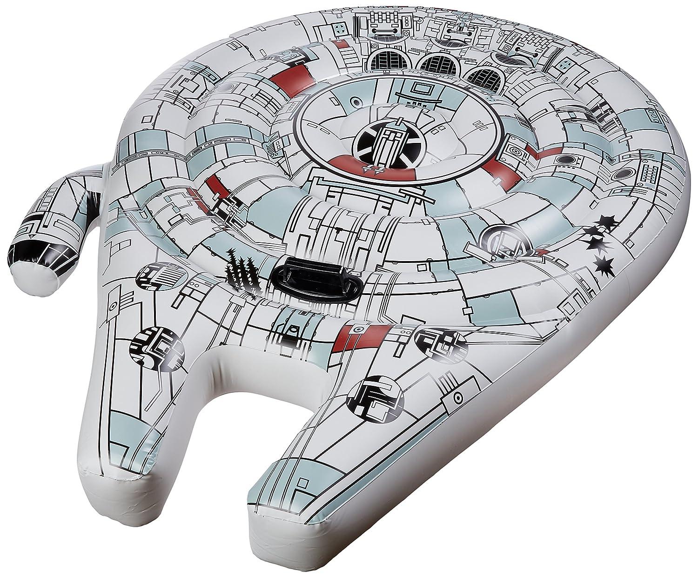 Inflable para pileta del Halcón MIlenario Star Wars (xmp)