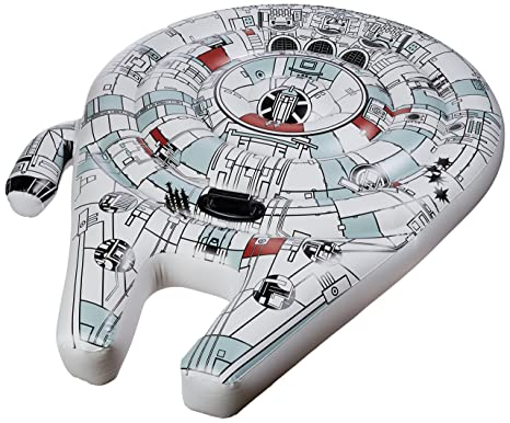 Are star wars pool toys think, that