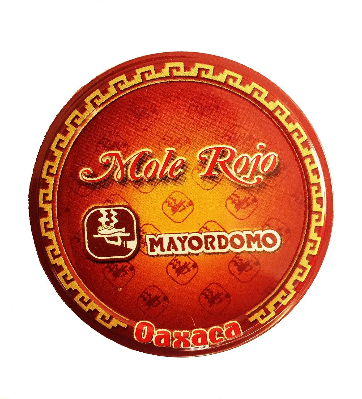 Amazon.com : Mole Rojo Mayordomo 450 gr (Red Mexican Mole Sauce) (2 Jar) : Grocery & Gourmet Food