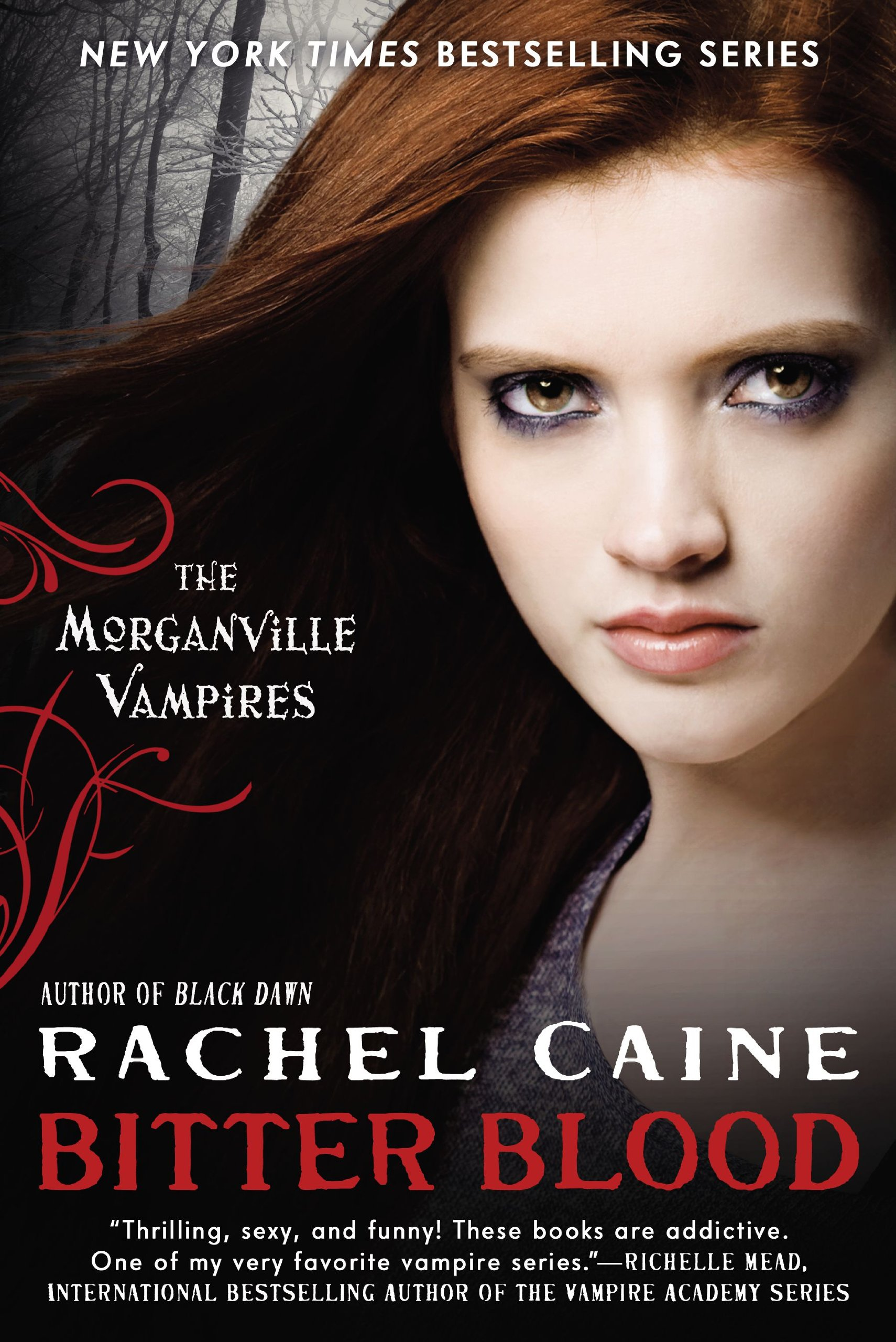 Download Bitter Blood (Morganville Vampires, Book 13) pdf