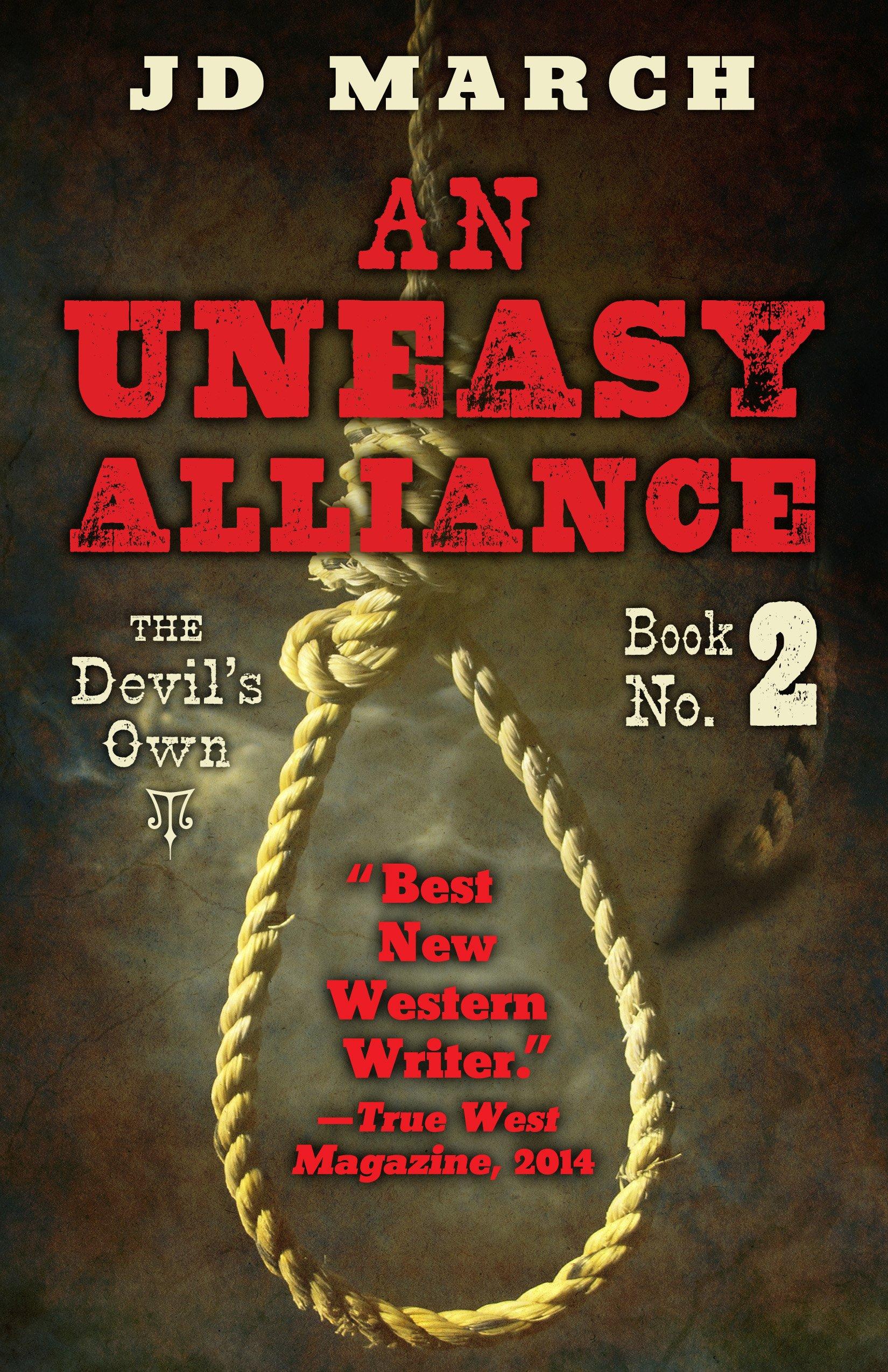 Read Online An Uneasy Alliance (The Devil's Own) pdf epub