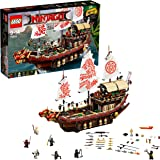 LEGO UK 70618 Ninjago Destiny's Bounty Set