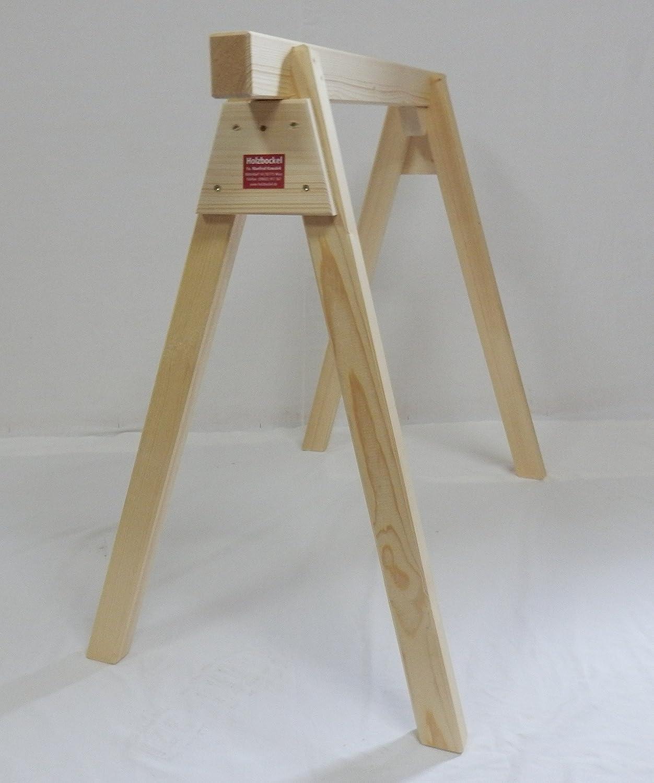 Holzb/öcke//Arbeitsb/öcke H 80 cm x B 85 cm