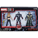 Marvel Studios: The First Ten Years Iron Man 3 Pepper Potts, Iron Man Mark XXII, and The Mandarin (Amazon Exclusive)