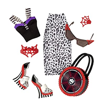 Monster High Operetta Fashion Pack: Toys & Games