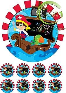 Lutz Mauder Lutz Mauder10301 Piratenschiff Kuchen Garnieren One