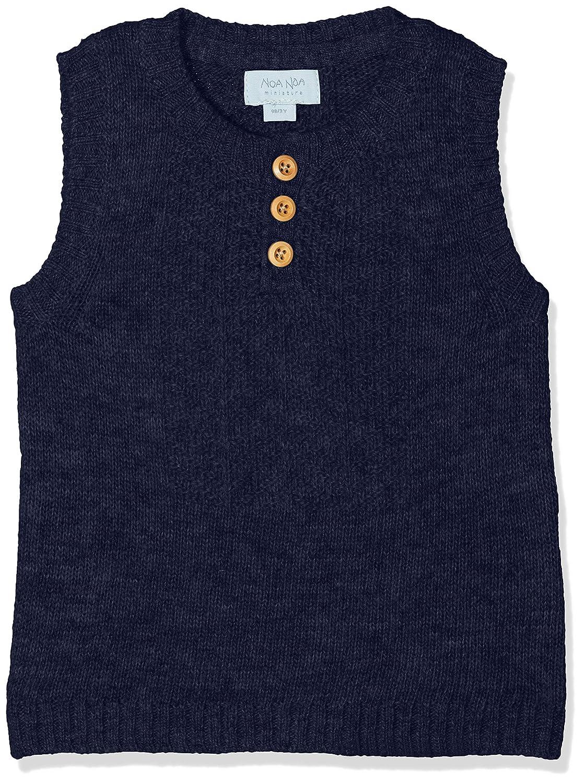 Noa Noa Miniature Boy Wool Knit Chaleco para Beb/és