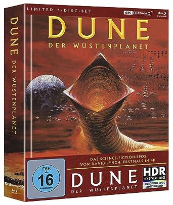 Dune - Der Wüstenplanet (Mediabook A) (exklusiv bei Amazon.de)