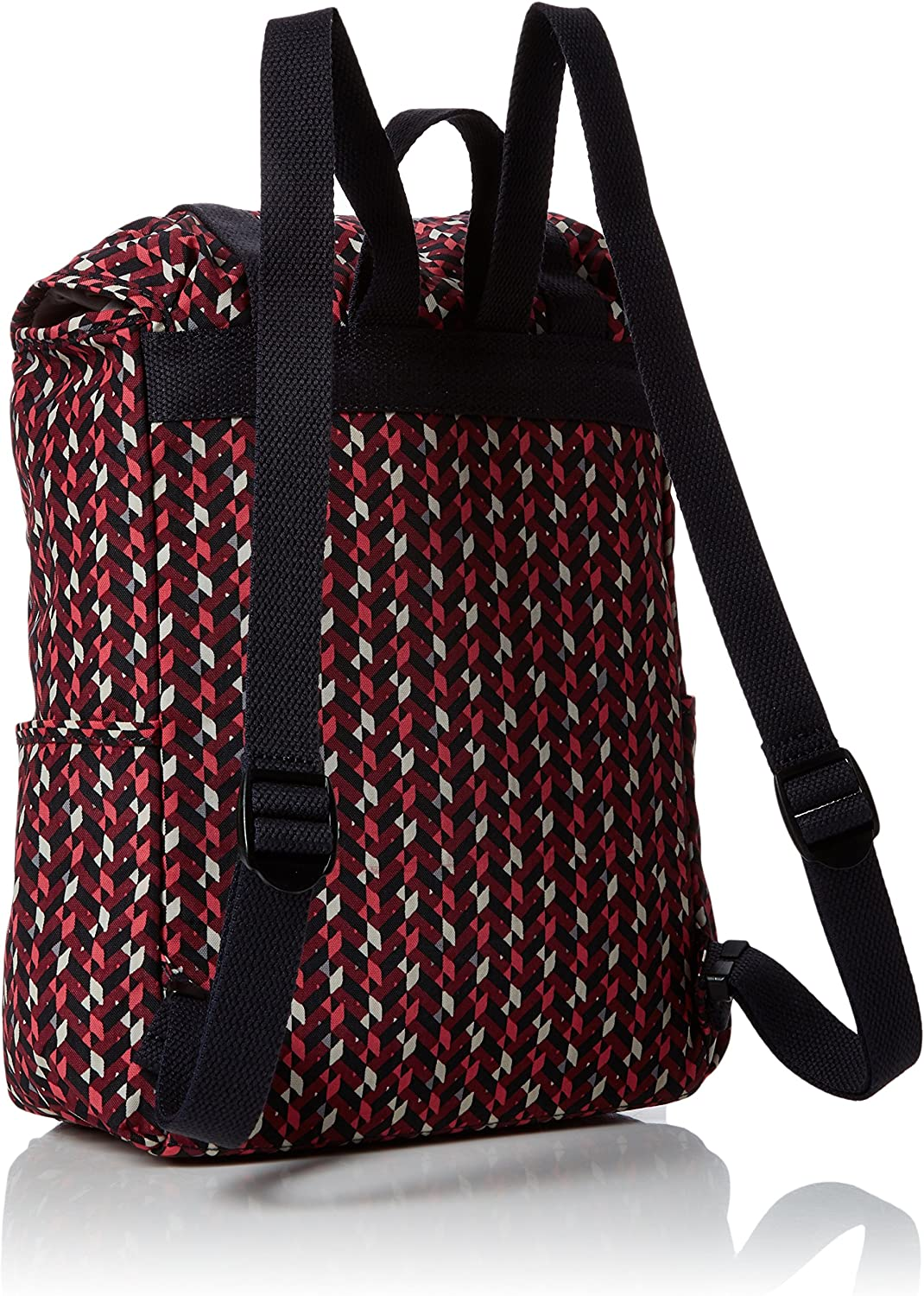 Kipling Experience S Small Backpack Pink Chevron