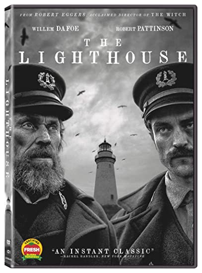 The Lighthouse DVD Cover Art
