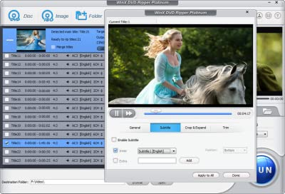WinX DVD Ripper Platinum V8.5.1 [Download]