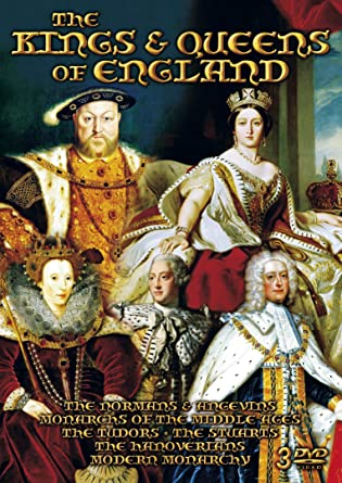 The Kings & Queens of England [DVD]: Amazon.co.uk: Alan Ereira ...