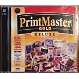 PRINTMASTER GOLD DELUXE