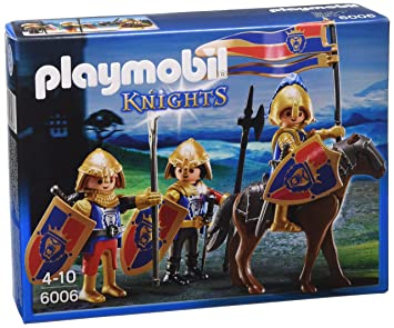 playmobil 6006 royal lion knights - Playmobile Chevalier