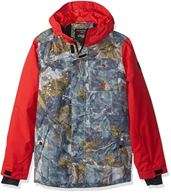 1f335d217 Amazon.com  Quiksilver Boys Ridge Youth 10k Snow Jacket  Clothing