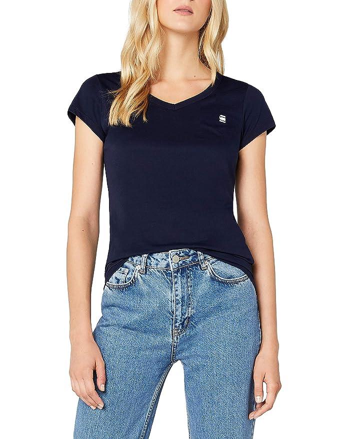 G-STAR RAW Damen Eyben Slim T-Shirt