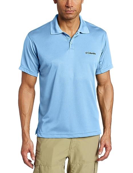 b04487b9 Columbia Men's Big New Utilizer Polo at Amazon Men's Clothing store: