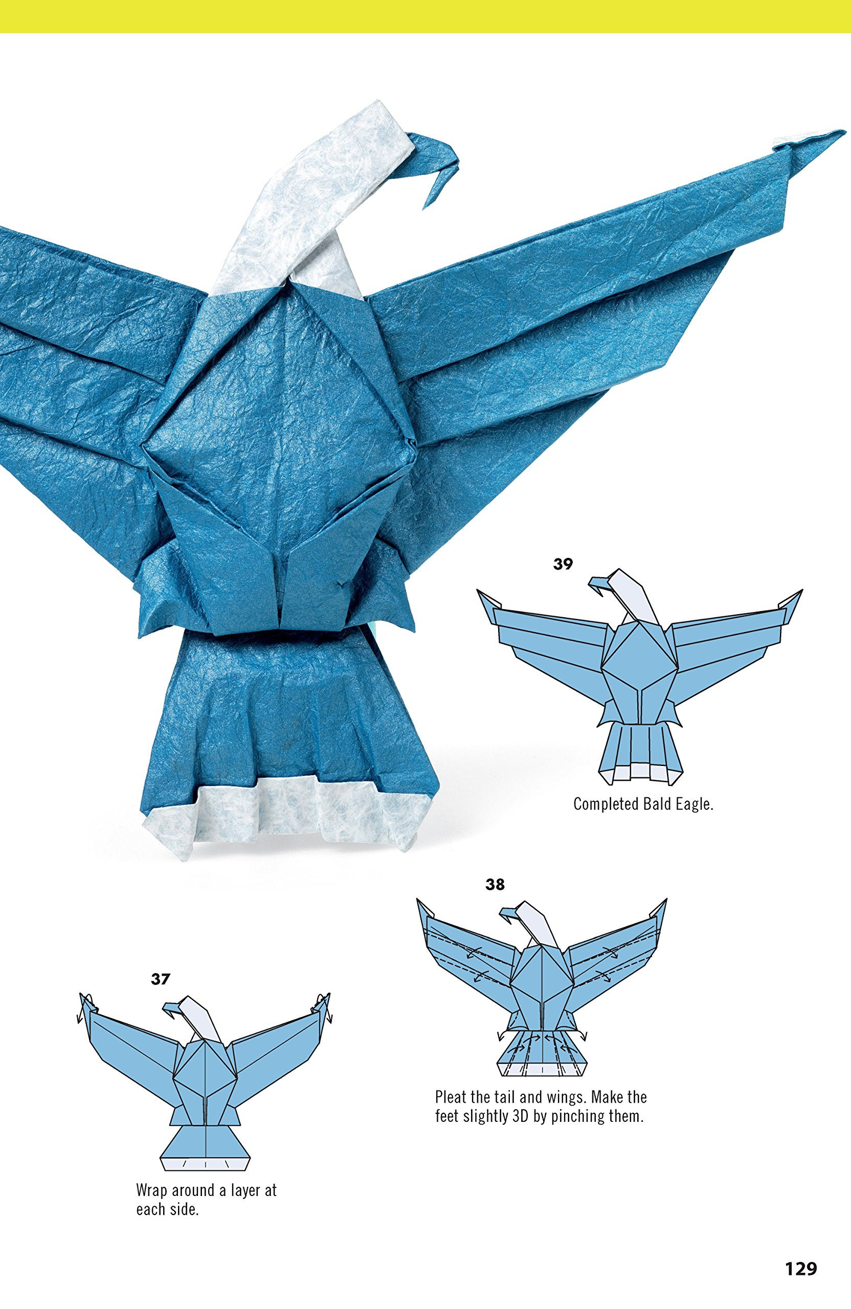 Origami bird easy – Origami easy bird making tutorial – How to ... | 2560x1664