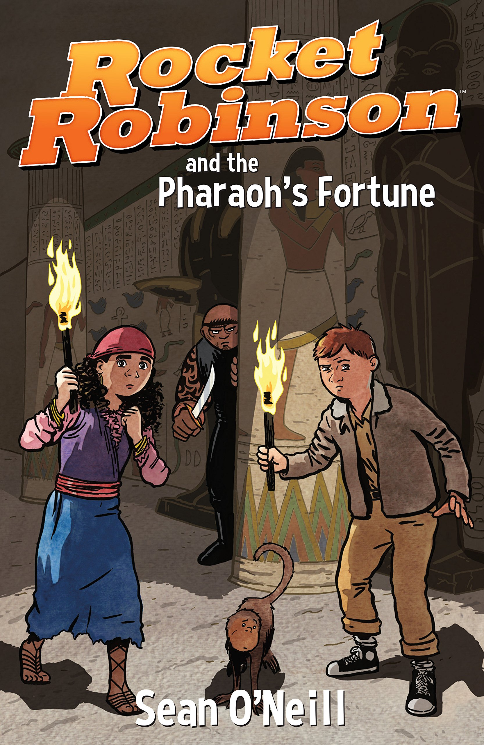 Rocket Robinson and the Pharaoh's Fortune ebook