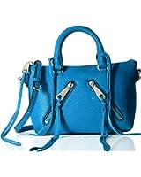 Rebecca Minkoff Micro-Moto Satchel Cross-Body Bag