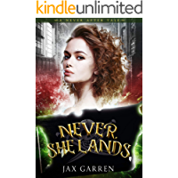 Never, She Lands: A New Adult Adventure of