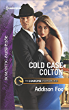 Cold Case Colton (The Coltons of Shadow Creek)