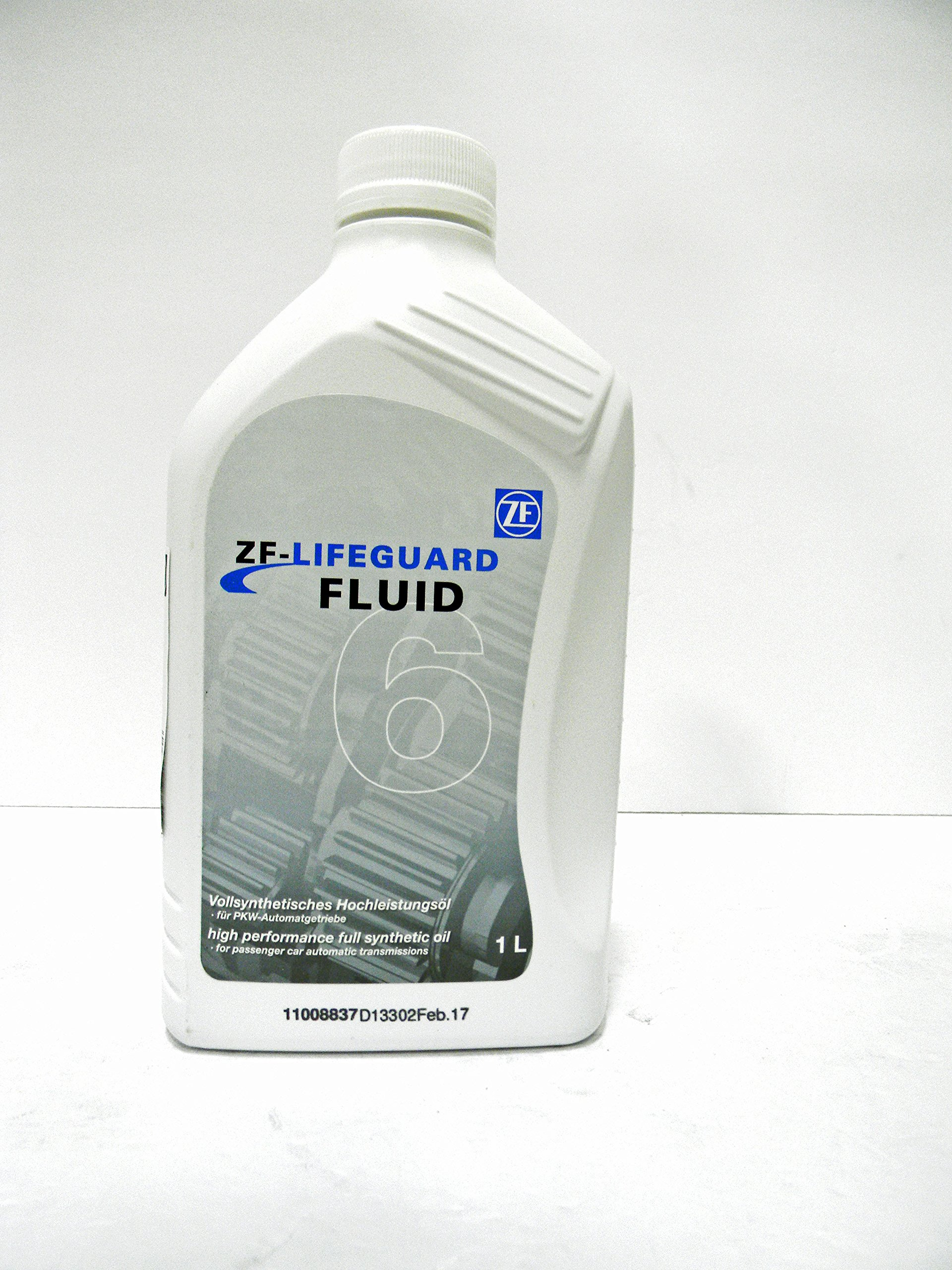 Life guard fluid 6 (1 Liter) - ZF PARTS - S671090255