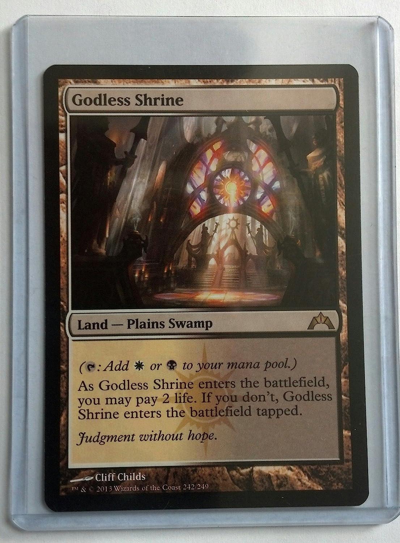 SP Godless Shrine R MTG Magic - Gatecrash