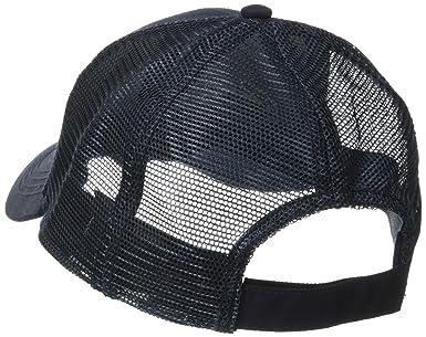 Lacoste Mens Trucker Cap, Navy Blue, TU at Amazon Mens Clothing store: Lacoste